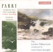 Parry: Symphony No. 2,