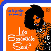 Les Essentiels Soul 2: les légendes  en concert, 15 performances live par les Four Tops, Whispers, Temptations, Delfonics, Chi-Lites et pleins d'autres! by Various Artists