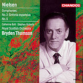 Nielsen: Symphonies Nos. 3 and 5 by Various Artists
