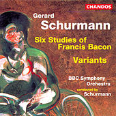 Schurmann: 6 Studies of Francis Bacon & Variants by BBC Symphony Orchestra
