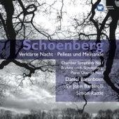 Schönberg: Verklärte Nacht, Pelleas Und Melisande etc by Sir Simon Rattle