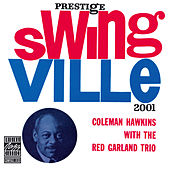 With The Red Garland Trio by Coleman Hawkins