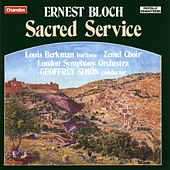 Bloch: Sacred Service by Louis Berkman