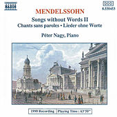 Songs Without Words II by Felix Mendelssohn