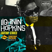 Lightnin' Strikes + Lightnin' Hopkins (Bonus Track Version) by Lightnin' Hopkins