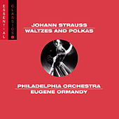 Viennese Waltzes and Polkas by Eugene Ormandy