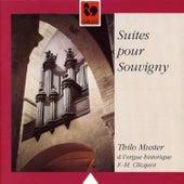 Suites pour Souvigny: Thilo Muster à l'orgue historique François-Henri Clicquot de Souvigny by Thilo Muster