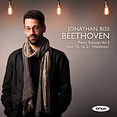 Beethoven: Piano Sonatas, Vol. 3 by Jonathan Biss