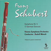 Schubert: Symphony No. 5, D. 485 & German Dances, D. 783 by Vienna Symphony Orchestra