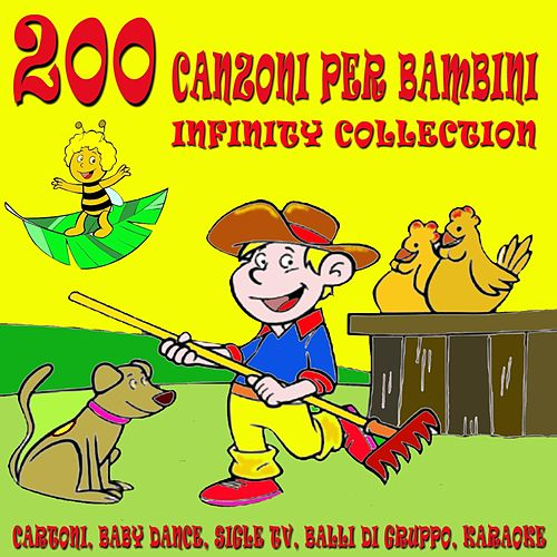 Canzoni per bambini infinity collection by