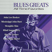 Blues Greats: All Time Favorites by Various Artists
