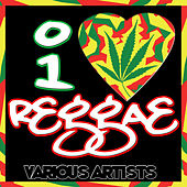 I Love Reggae by Various Artists
