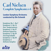 Nielsen: Complete Symphonies by London Symphony Orchestra