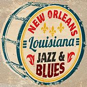 New Orleans, Louisiana Jazz & Blues by Various Artists