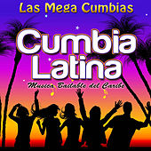 Las Mega Cumbias. Cumbia Latina, Música Bailable del Caribe by Various Artists