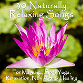 30 Naturally Relaxing Songs for Massage, Spa, Yoga, New Age & Healing by Various Artists
