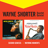 Second Genesis + Wayning Moments (Bonus Track Version) by Wayne Shorter