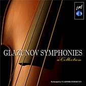 Glazunov Symphonies: A Collection by Vladimir Fedoseyev