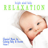 Relaxation: Classical Music for Calming Baby & Parents (Bright Mind Kids), Vol. 1 by Various Artists