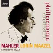 Mahler: Symphony No. 3 by Philharmonia Orchestra