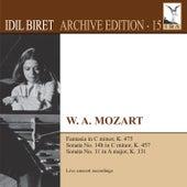 Mozart: Keyboard Works (Biret Archive Edition, Vol. 15) by Idil Biret