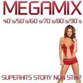 Megamix 40's, 50's, 60's, 70's, 80's, 90's by Disco Fever