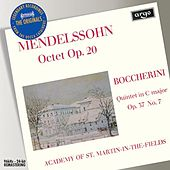 Mendelssohn: Octet etc by Various Artists
