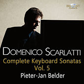 Scarlatti: Complete Keyboard Sonatas, Vol. 5 by Pieter-Jan Belder