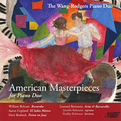 American Masterpieces for Piano Duo by Various Artists