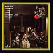 España en la Música Clásica, Vol.2 by Orquesta Lírica de Barcelona