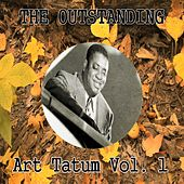 The Outstanding Art Tatum, Vol. 1 by Art Tatum