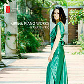 Grieg: Piano Works by Ivana Gavrić