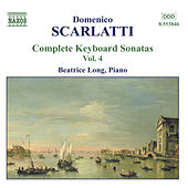 Keyboard Sonatas Vol. 4 by Domenico Scarlatti