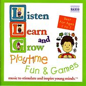 Listen, Learn, and Grow: Fun & Games by Various Artists