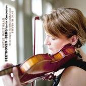 Beethoven & Berg: Violin Concertos by Steven Sloane Antje Weithaas