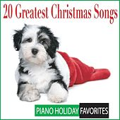 20 Greatest Christmas Songs: Piano Holiday Favorites by Robbins Island Music Group