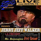 Jerry Jeff Walker Live at Dixie's Bar & Bus Stop by Jerry Jeff Walker