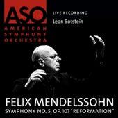 Mendelssohn: Symphony No. 5, Op. 107
