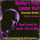 Richter's First London Visit (A Recital given at the Royal Festival Hall, London on 12th July, 1961) by Sviatoslav Richter