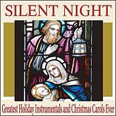 Silent Night: Greatest Holiday Instrumentals and Christmas Carols Ever by Robbins Island Music Group