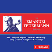 The Emanuel Feuermann Edition by Various Artists