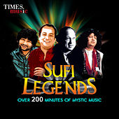 Sufi Legends - Over 200 Minutes of Mystic Music by Various Artists