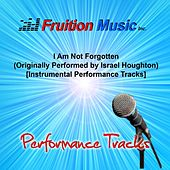 Not Forgotten (Originally Performed by Israel Houghton) [Instrumental Performance Tracks] by Fruition Music Inc.