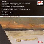 Mozart:  Three Wind Serenades K.361; K.375; K.388 by Chamber Orchestra of Europe