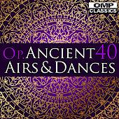 Respighi: Ancient Airs and Dances, Op. 40 by Various Artists (2) blocked