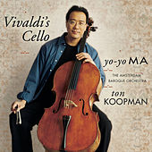 Vivaldi: Laudamus Te from Gloria, RV 589 from the album Vivaldi's Cello by Yo-Yo Ma