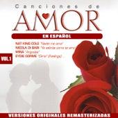 Canciones de Amor Vol.1: En Español by Various Artists