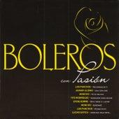 Boleros con Pasión by Various Artists