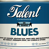 Talent, 30 Original Songs: Blues von Various Artists