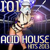 101 Acid House Hits 2013 - Best of Electronic Dance Music, Goa, Techno, Psytrance, Electro Rave Anthems, Hard Dance, Trance by Various Artists